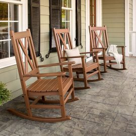 Polywood Braxton Porch Rocking Chair