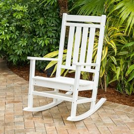Polywood Plantation Porch Rocking Chair