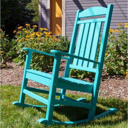 Polywood Presidential Rocking Chair