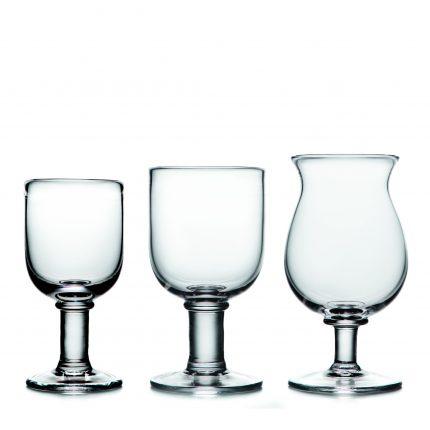 Simon Pearce Essex Glassware
