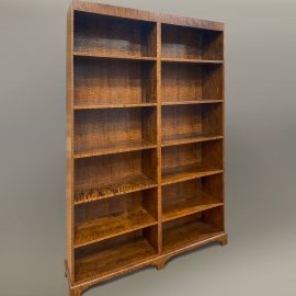 Marshall bookcase with 10 shelves