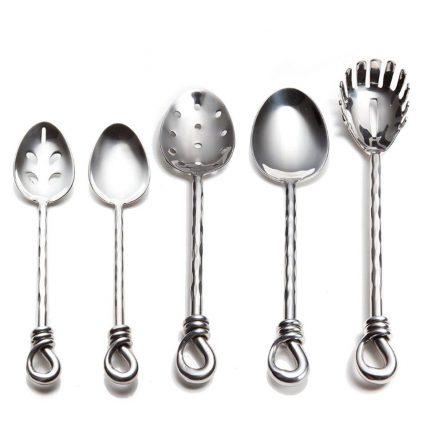 Taos Twist Serving Spoons