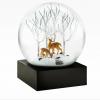 Deer in Woods Snow Globe