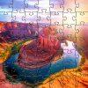 Horseshoe Bend Teaser Zen Puzzle
