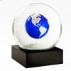 Big Blue Marble Snow Globe