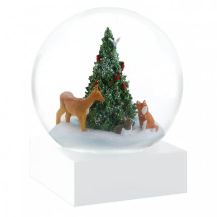 Forest Friends Snow Globe