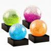 Mini Jewels Snow Globes (Set of 4)