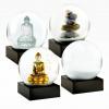 Mini Zen Snow Globes (Set of 4)
