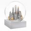 NYC Silver Snow Globe