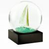 Sailboat Snow Globe