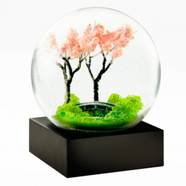 Spring Snow Globe