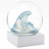 Wave Snow Globe