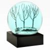 Winter Evening Snow Globe