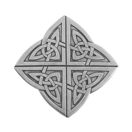 Celtic Knot Purse Mirror