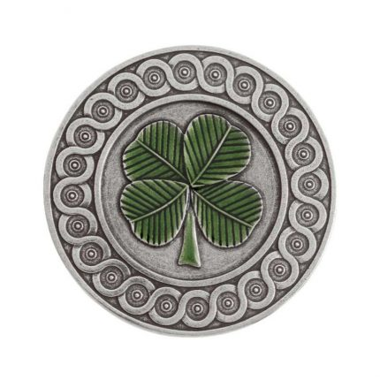 Clover Purse Mirror