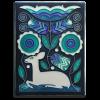 6x8 Vienna Woods Tile in Blue