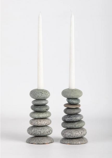 Cairn Candlesticks