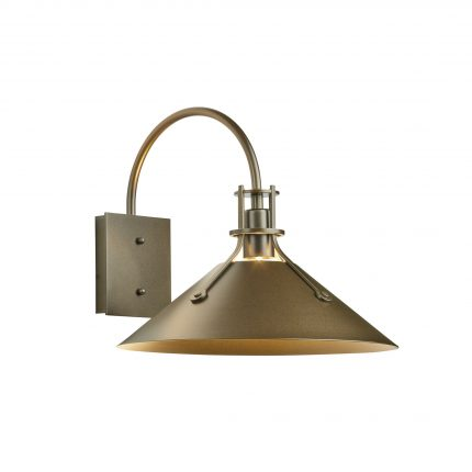 Henry Large Outdoor Sconce