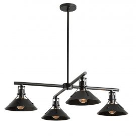 Henry Outdoor Four Light Pendant