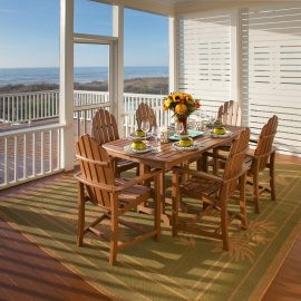 Polywood Classic Adirondack Dining Collection
