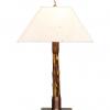 Brown Bamboo Breeze Lamp