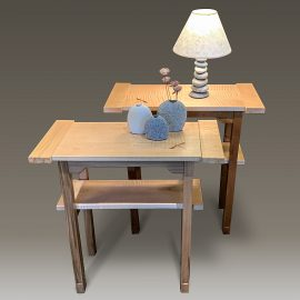 Jonathan Meadow Wood Console Tables