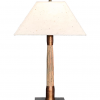 Natural Thatch Breeze Lamp