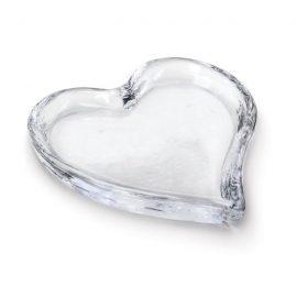 Simon Pearce Heart Tray