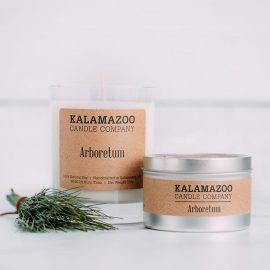 Kalamazoo Arboretum Soy Candles