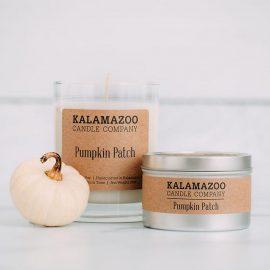 Kalamazoo Pumpkin Patch Soy Candles