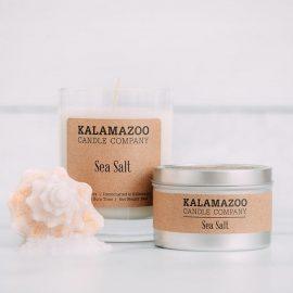Kalamazoo Sea Salt Soy Candles