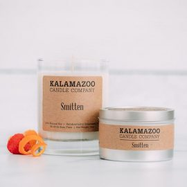 Kalamazoo Smitten Soy Candles
